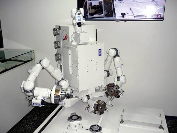 АО НИИЭТ представило свои разработки для экстремальной робототехники