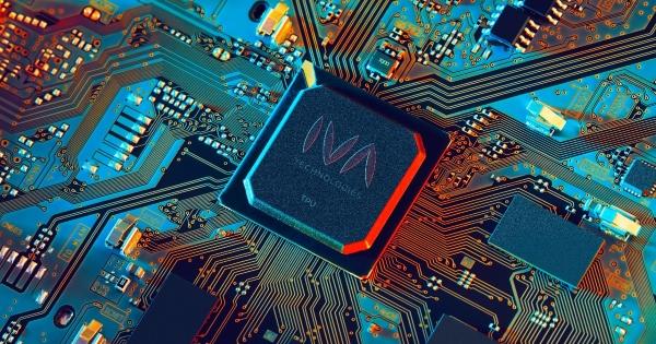 Макет первого российского тензорного процессора IVA TPU