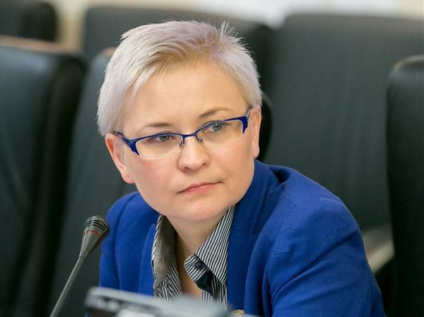 Людмила Бокова, автор законопроекта