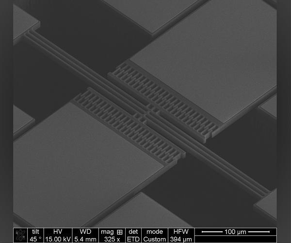 Структура резонатора