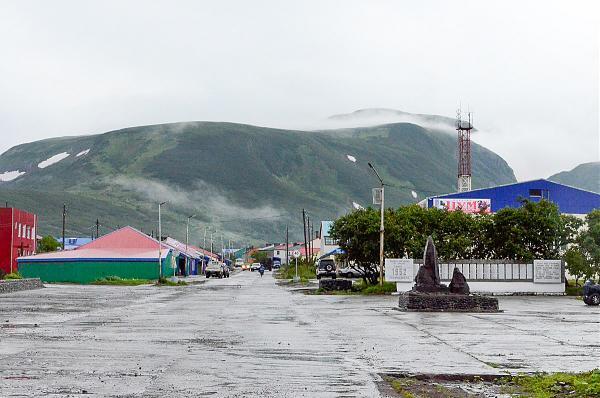 фото Северо-Курильск