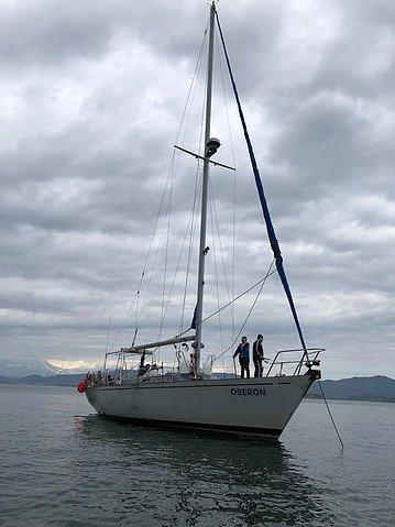 фото яхта