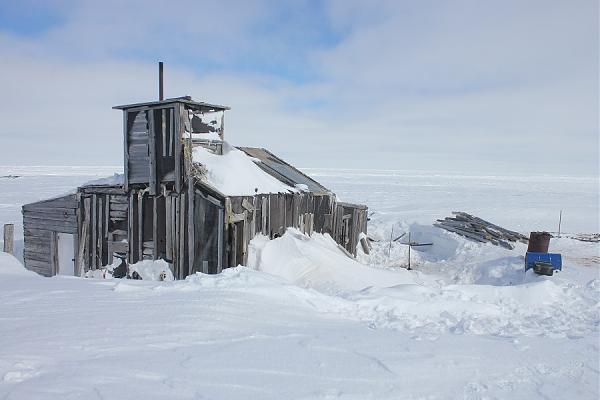 фото дома-зимовья