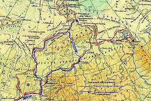 """R3CA/9 – арктическая вездеходная экспедиция """"Загадки Таймыра"""" 2015"""