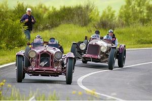Дни активности в честь 33-й гонки автомобилей по маршруту Брешиа - Рим - Брешиа