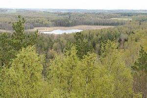YL44WFF - новые территории по программе флора-фауна Латвии