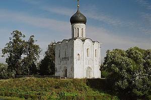 Работа R850PN от церкви Покрова-на-Нерли (RDA VL-27)