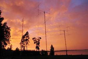 Радиолюбительская встреча на радиобазе R9PA и RC9O