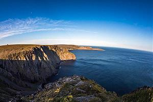 Работа с мыса Нордкап остров Magerøya (EU044-LA)