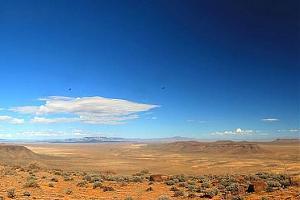 В эфире национальный парк Karoo ZS1ANF/p
