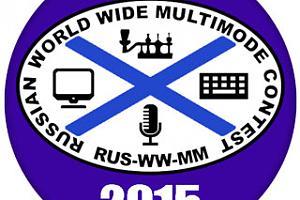 Результаты Russian WW MultiMode 2015