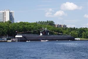 """RU3AWK приглашает на борт подводной лодки Б-396 """"Новосибирский комсомолец"""""""