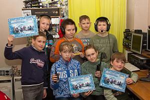 Юные контестмены в RUS-WW-PSK 2016