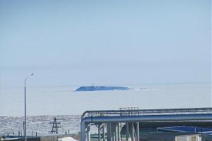 Экспедиция на остров Алюмка IOTA AS-092