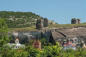 В эфире Крепости России - крепость Каламита (Крым)