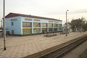 UO55G/7 с района космодрома Байконур, станция Тюратам