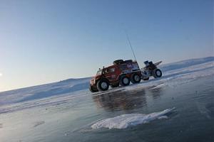 """R3CA/0 – зкспедиция """"Великий Северный Путь"""" 2016 – острова Якутии и Чукотки"""