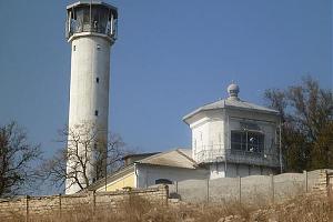 Экспедиция на маяк Бурунский передний, Чёрное море, Республика Крым