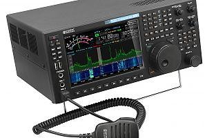 Тестирование SDR трансивера MB1 в полевых условиях на день Радио