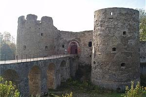 В эфире крепость Копорье RC-035