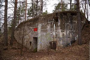 В эфире Крепости России с форта Красная Горка - май 2016