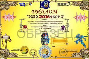 "День активности RO7C  с фестиваля ""РОБО 2016 ФЕСТ-3"""