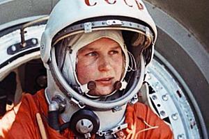 53 года со дня полета первой женщины космонавта В.В.Терешковой