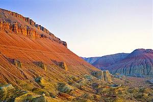 В эфире UNFF-0001 Государственный национальный природный парк «Алтын-Эмель»