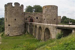 В эфире - крепость Копорье