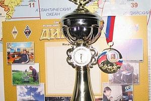 """Соревнования """"Подмосковье-УКВ"""""""