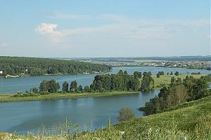 Традиционный туристический слет радиолюбителей Кемеровской области