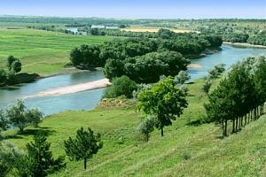 В эфире заповедники Молдавии