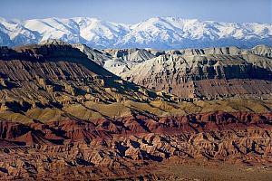 В эфире UNFF-0001 - Государственный национальный природный парк «Алтын-Эмель»