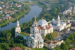 RDA экспедиция в г. Торжок (TV-14) и Торжокский район (TV-48)