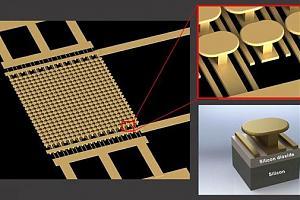 Создано первое микроэлектронное устройство без использования полупроводников