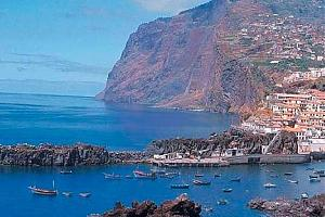 В эфире остров Мадейра