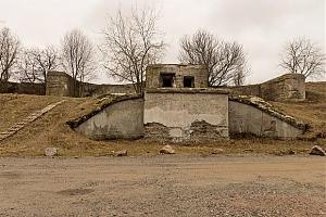 В эфире крепости России - форт Шанц, крепость Петерштадт 17 декабря 2016 года