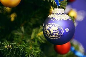 Поздравление с Новым 2017 Годом и Рождеством от Русского географического общества