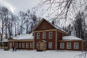 Экспедиция в Музей-усадьбу Н.Е. Жуковского 15 января 2017 года