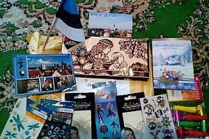 Подарки для RZ4PXO из Эстонии от ES1ACS