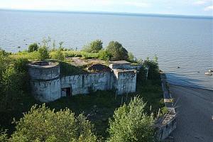 В эфире крепости России - форт Риф г.Кронштадт - 4 февраля 2017