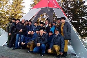 RZ4PXO в день вывода войск из Афганистана 15 февраля 2017 года