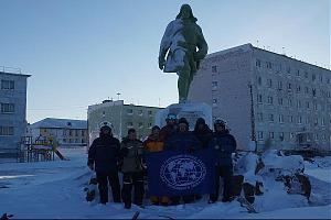 """RT9K/9 – участники экспедиции """"Легенды Арктики"""" вернулись домой"""
