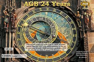 Дни активности клуба AGB к Дню Космонавтики с 8 по 16 апреля 2017