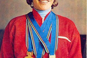 В эфире R75GAK - дипломная программа, посвященная легенде советского лыжного спорта