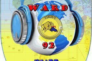Вымпел WARD - 92
