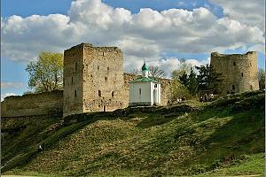 В эфире крепости Псковской области с 28 по 30 апреля 2017 года