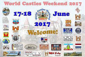 Международные дни активности замков и крепостей 17 и 18 июня 2017 года