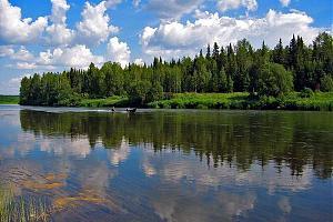 Экспедиция в самый редкий район Республики Коми KO-09 с 6 по 9 июня 2017