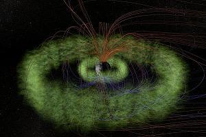 Сверхдлинноволновые радиосигналы могут защитить Землю от космической радиации